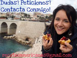 Contacta con Recetas Americanas