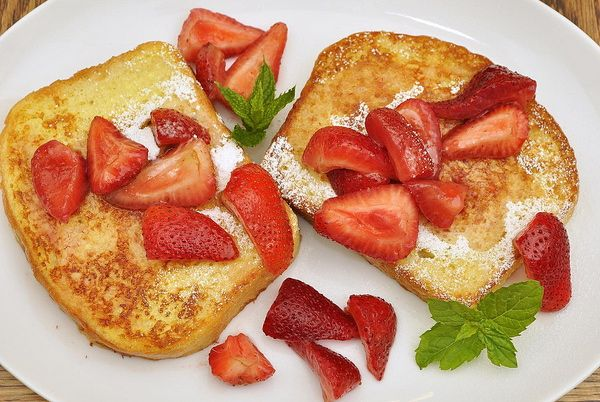 French Toast (Receta Simple)
