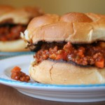 como hacer sloppy joes