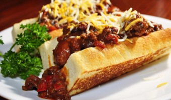 La salsa del Chili Dog