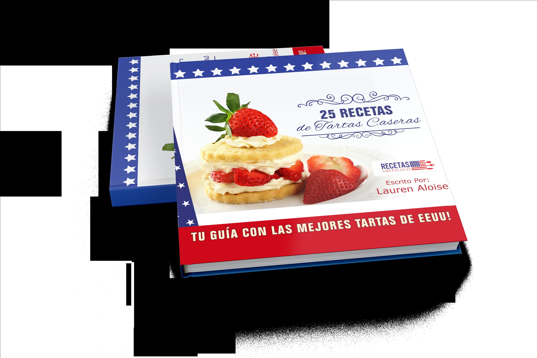 25 Recetas de Tartas Caseras… Proximamente, mi primer libro!