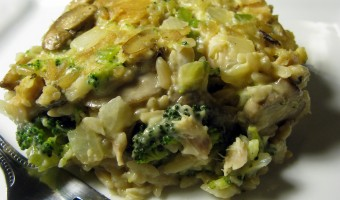 cheesey broccoli and rice casserole